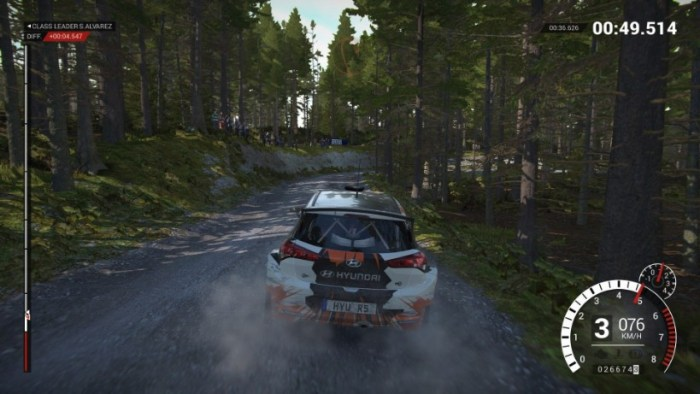 DiRT 4 - gameplay