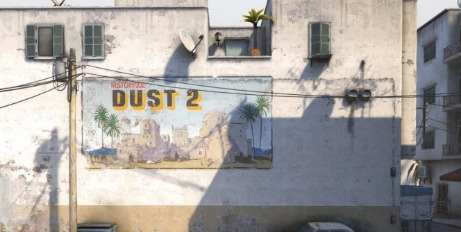 Counter Strike Updated Dust 2