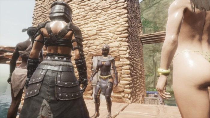 Conan Exiles VS the Forest (27)