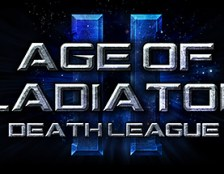 age of gladiators 2 death league cover