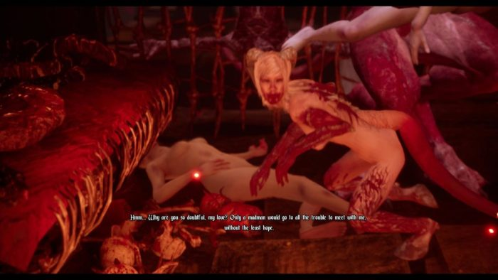 Agony Unrated Extra