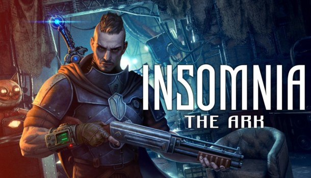 INSOMNIA The Ark - Header