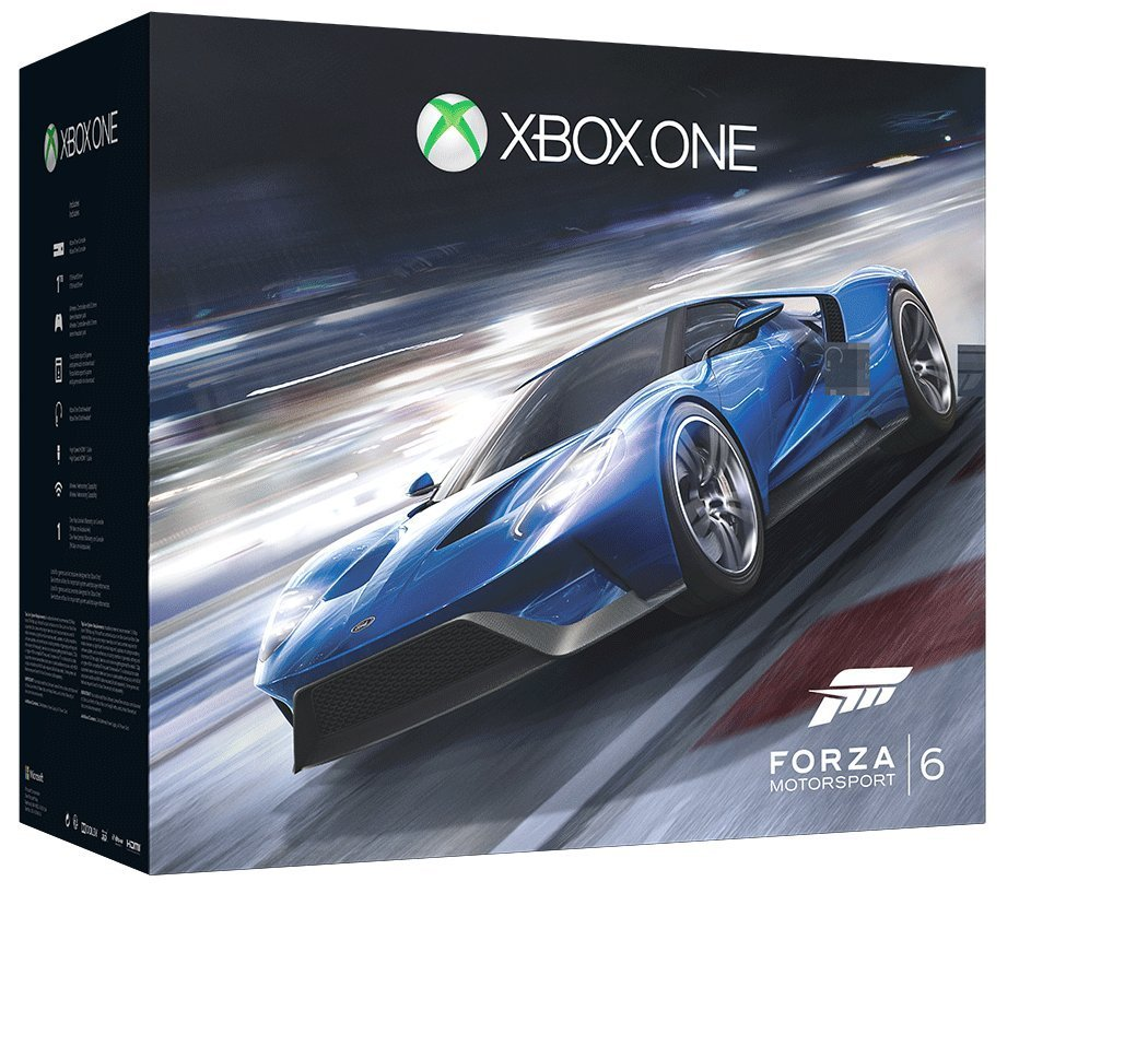 Is The Xbox One Forza Motorsport 6 Limited Edition 1TB Bundle Worth Buying Game Idealist