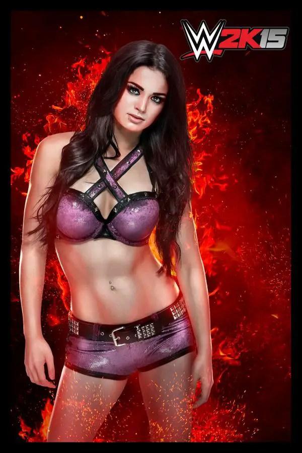 Bella Brie Brie Mode Wwe