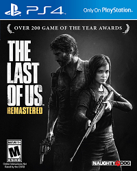 The Last of Us Remastered (PS4) on sale $12.95 @ Walmart