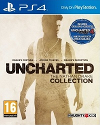 Uncharted: The Nathan Drake Collection (PS4)