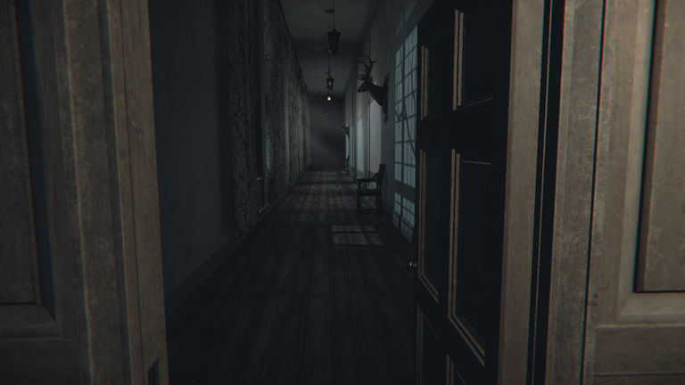 scariest places in games