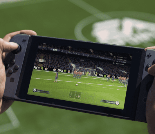 Madden for Switch
