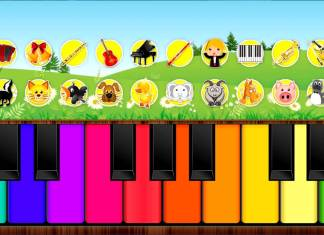 Piano Games For Kids