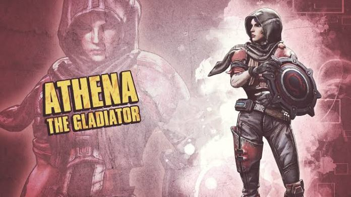 BORDERLANDS Athena