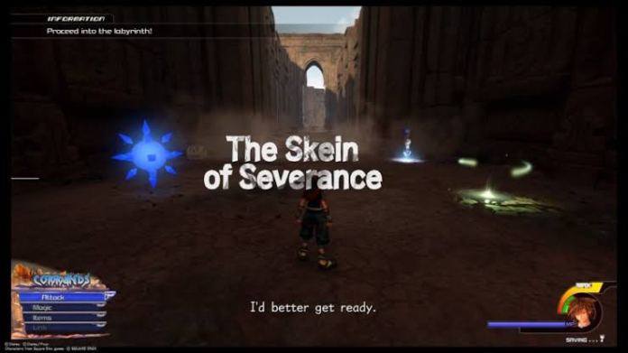 Skein of Severance Kingdom Hearts 3 Worlds List