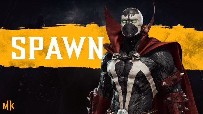 spawn Mortal Kombat 11 Leak