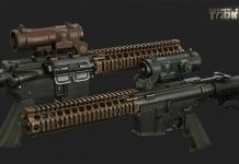 Escape From Tarkov Weapons