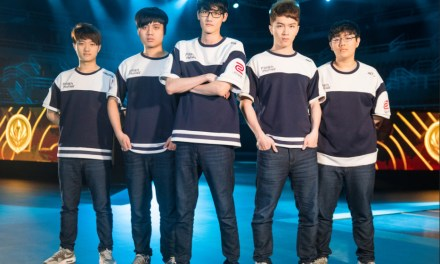 LMS: Flash Wolves stumbling downhill