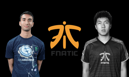 Fnatic drops Ohaiyo, Universe to join team as Offlaner