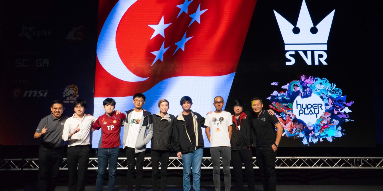 Sovereign retains Singapore Top Spot in League of Legends