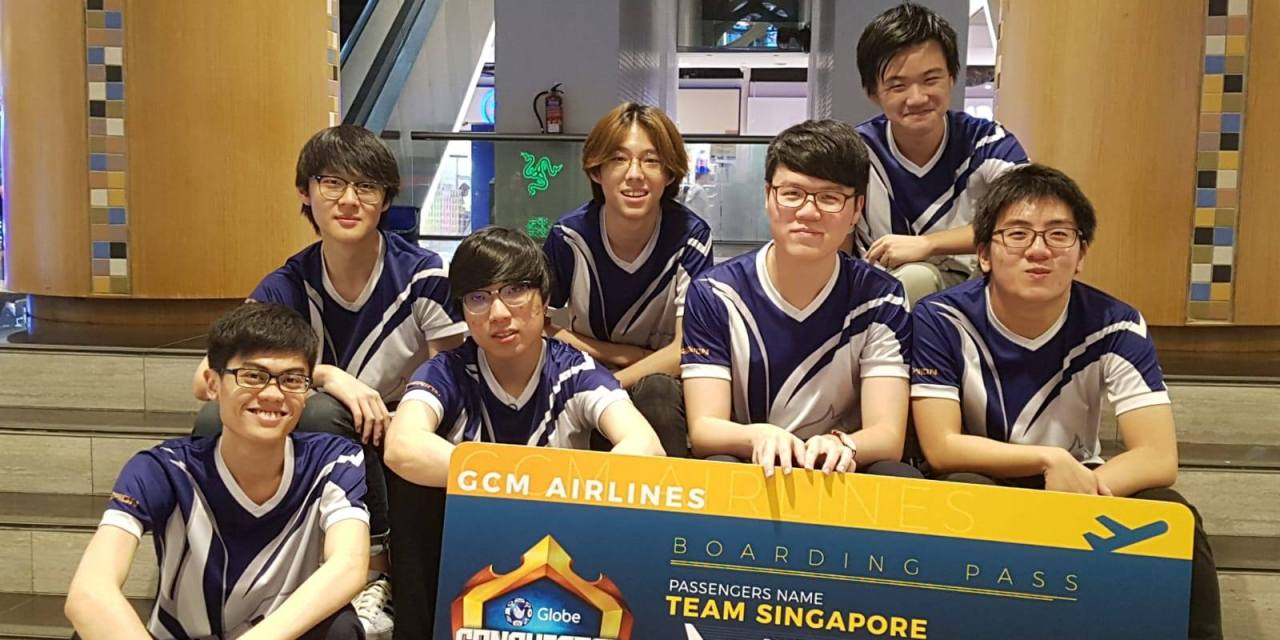 [League of Legends] Resurgence Reclaims Throne as Top Team in Singapore