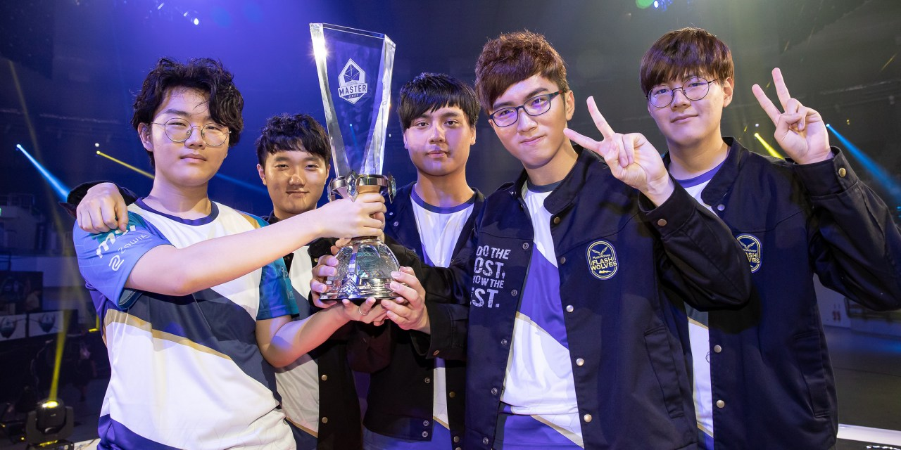 [League of Legends] Flash Wolves dismantle MAD Team and sets their sights at Worlds 2018