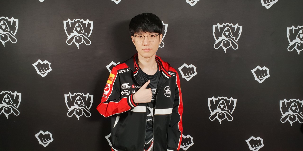 [League of Legends] EDG Ray: When I was in Cloud9, Impact helped me out a lot and taught me a lot