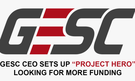"GESC CEO Oskar Feng already looking for funding for a new ""Project Hero"" despite payment issues coming to light"