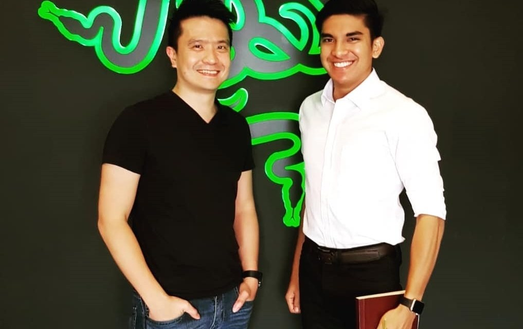 Malaysian Youth Minister Syed Saddiq and Razer CEO Min-Liang Tan Pledge RM 20 Million in support of Malaysian Esports