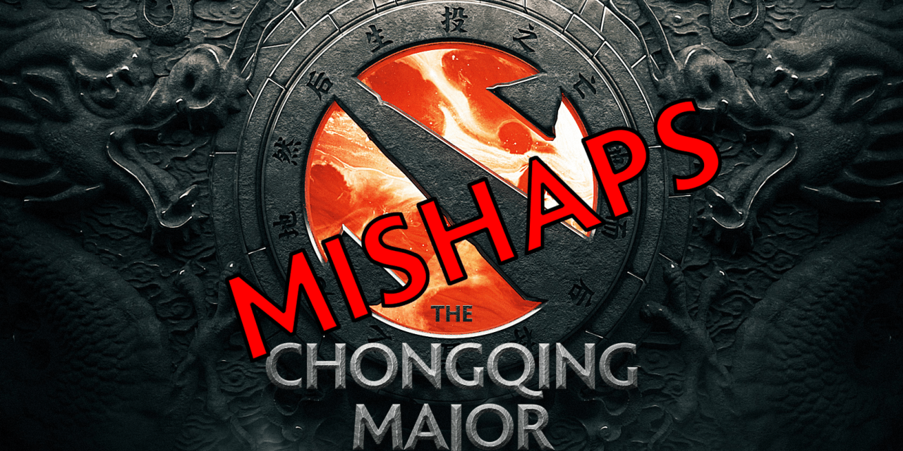 The Chongqing Major Mishaps