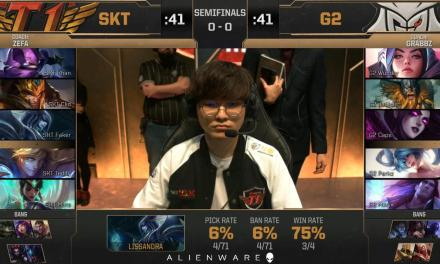 [MSI 2019] Key moments: G2 vs SKT T1