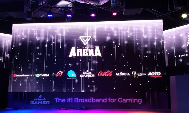 Bountie Arena Launches Esports and Gaming Lifestyle Venue in Fusionopolis