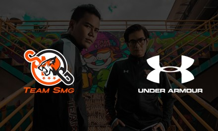 Team SMG Partners Up With Under Armour