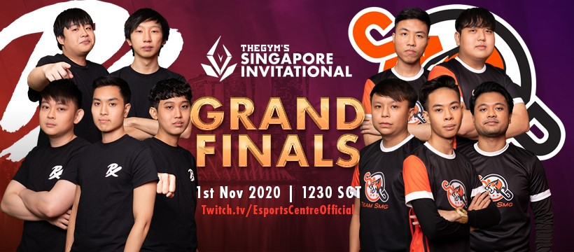 [Valorant] Paper Rex faces Team SMG for GSI Finals