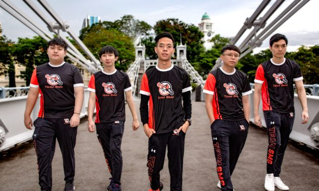 Team SMG unveils new 2021 Roster