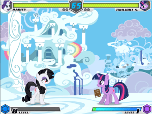 Unlicensed My Little Pony Fighter cease and desist by Hasbro