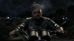 The Phantom Pain is in fact Metal Gear V, Ground Zeroes is a seperate game