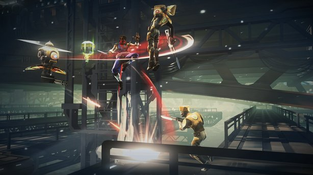 New Strider on it's way from Double Helix | Game It All