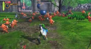 'Hyrule Warriors' announced for the Wii U