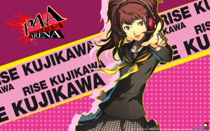 Rise Kujikawa to be a playable character in Persona 4 Arena Ultimax