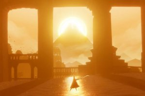 Journey and Unfinished Swan coming to PS4