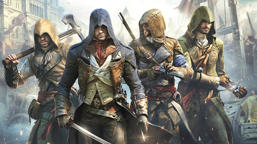 Rob Zombie Direct Assassin S Creed Unity Animated Short Is