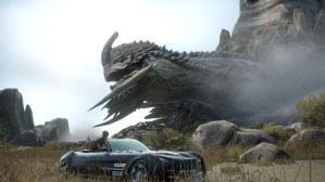 Final Fantasy XV trailer released, Nomura notlonger directing.