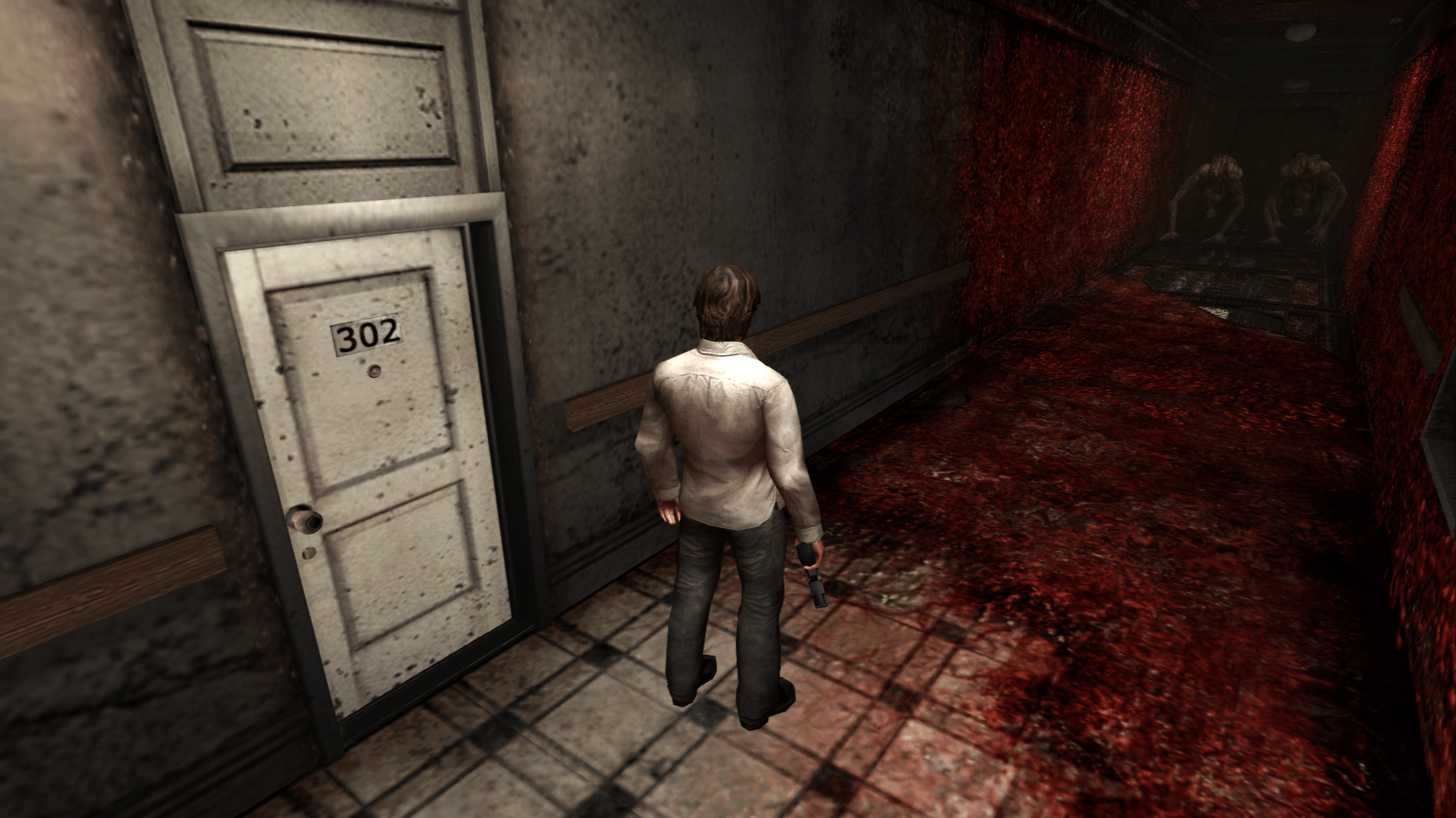 Key To Room  Silent Hill