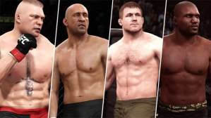 EA Sports UFC adds Legends for Free