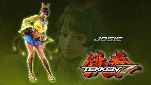 Jin returns to Tekken 7, brings newcomer Josie Rizal