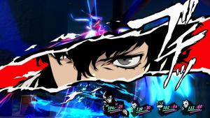 PS4 screenshots of Persona 5 released