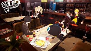 Persona 5 is still on track for a 2015 release