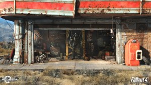 Fallout 4 gets a release date, Tons of customization, Mobile game, and Collectors Edition.