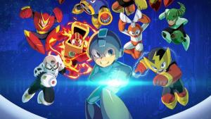 Capcom announces Mega Man Legacy Collection, remakes 1-6 in HD.