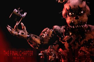 Five Nights at Freddy's 4 brings the terror home in a new trailer.