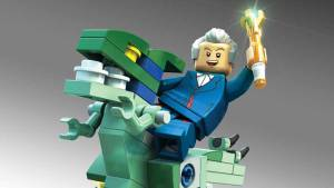 Play as your favourite Doctor in Lego Dimensions