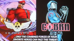 Ken is no longer a Ryu clone in Street Fighter 5. IDW crossover comic with GI Joe