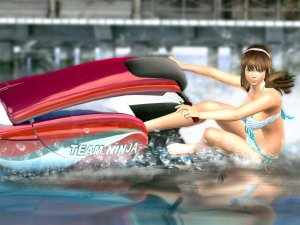 Dead or Alive Xtreme Sense lets you smell the girls of DOA